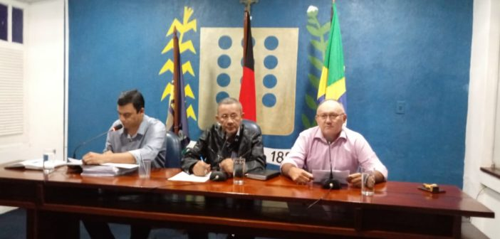 Cârama realizou a 21° sessão ordinária do ano