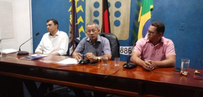 Na 23° sessão foram aprovados projetos de grande importância para o município