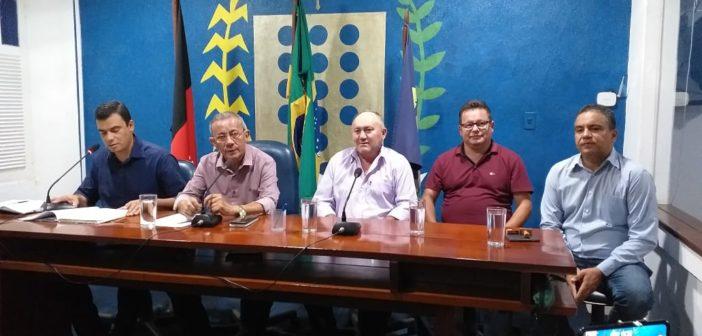 Câmara realizou Sessão Solene para Abertura dos Trabalhos Legislativos para o ano de 2020