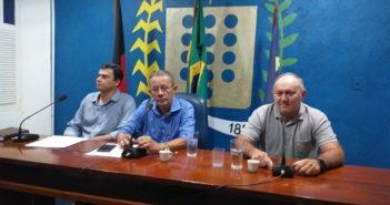 Terceira sessão é realizada na Câmara Municipal